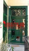 Reflexiós üveges fa ajtó csere Budapest