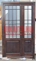 Kétszárnyú biztonsági bejárati ajtó Budapest IV. kerület