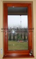 Egyedi fa ablak csere