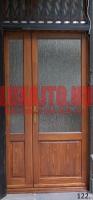Kétszárnyú bejárati ajtó csere Budapest II. kerület