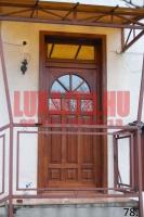 Méretre gyártott családi ház bejárati ajtó Budapest 21. kerület